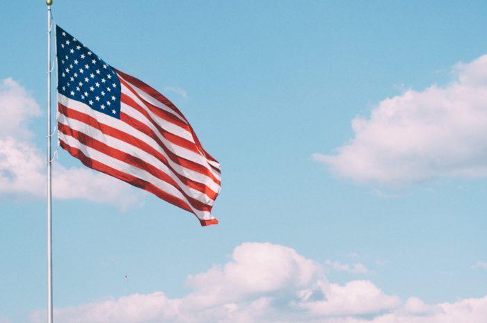 bandiera America
