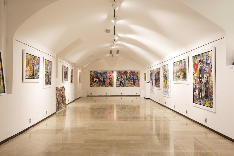 galleria deodato milano