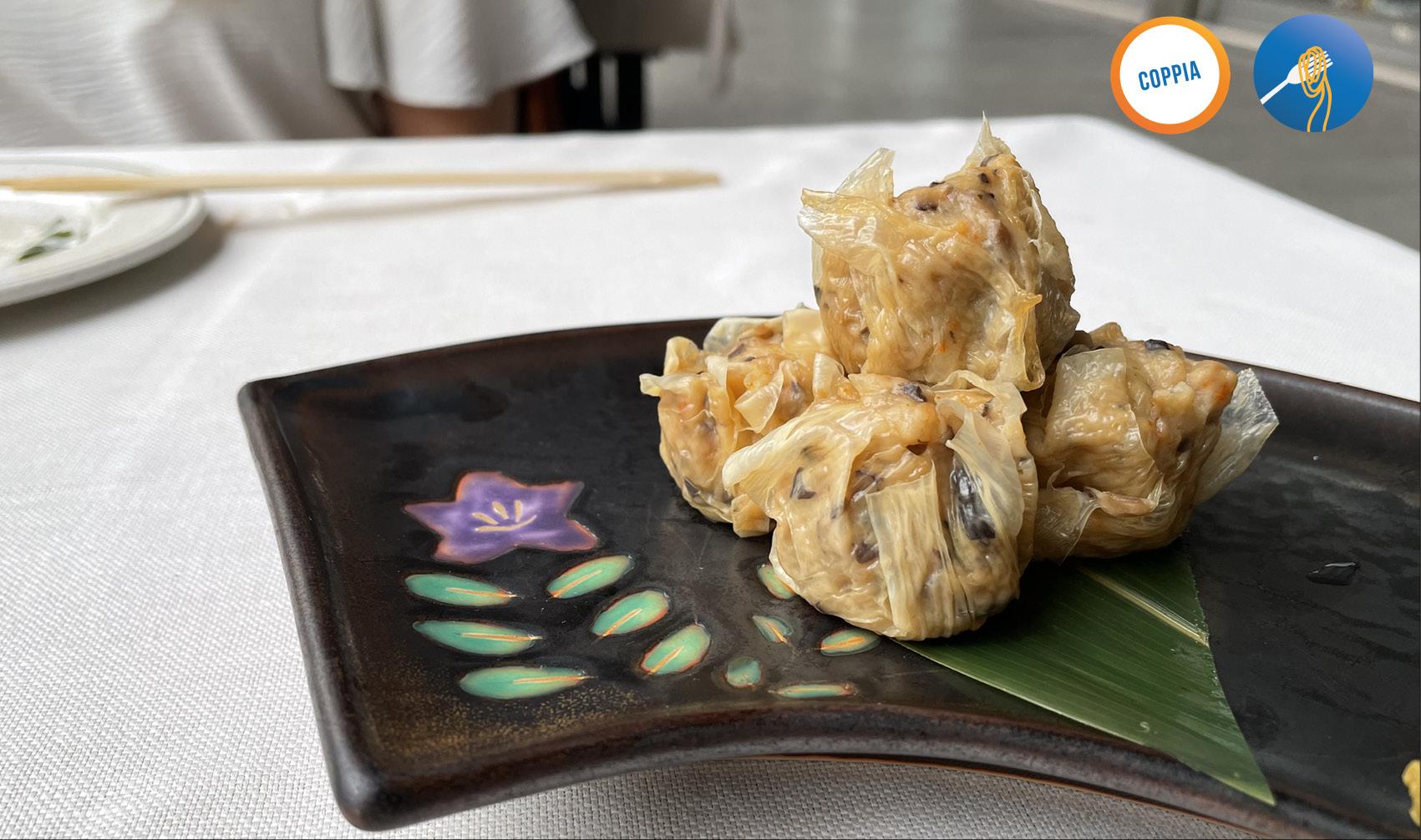 ravioli giapponesi di Tomoyoshi Endo
