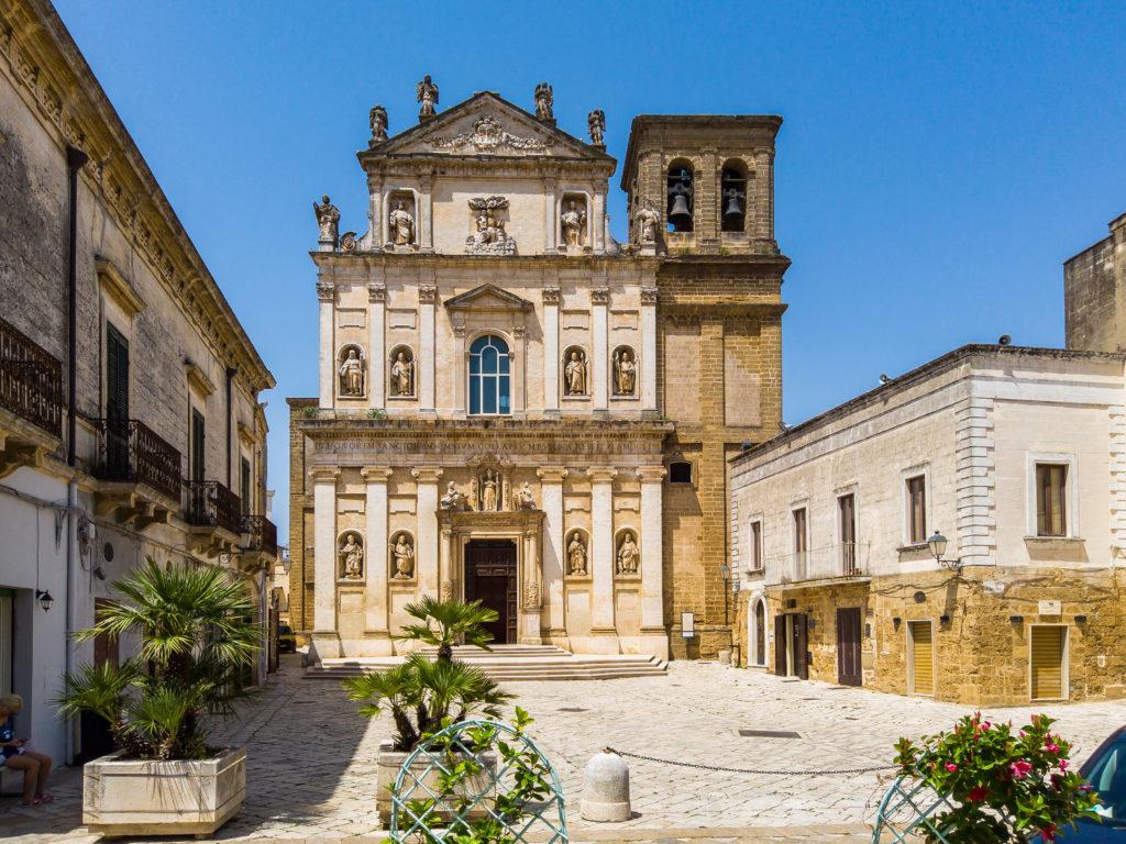 chiesa di Sant'Anna a Mesagne