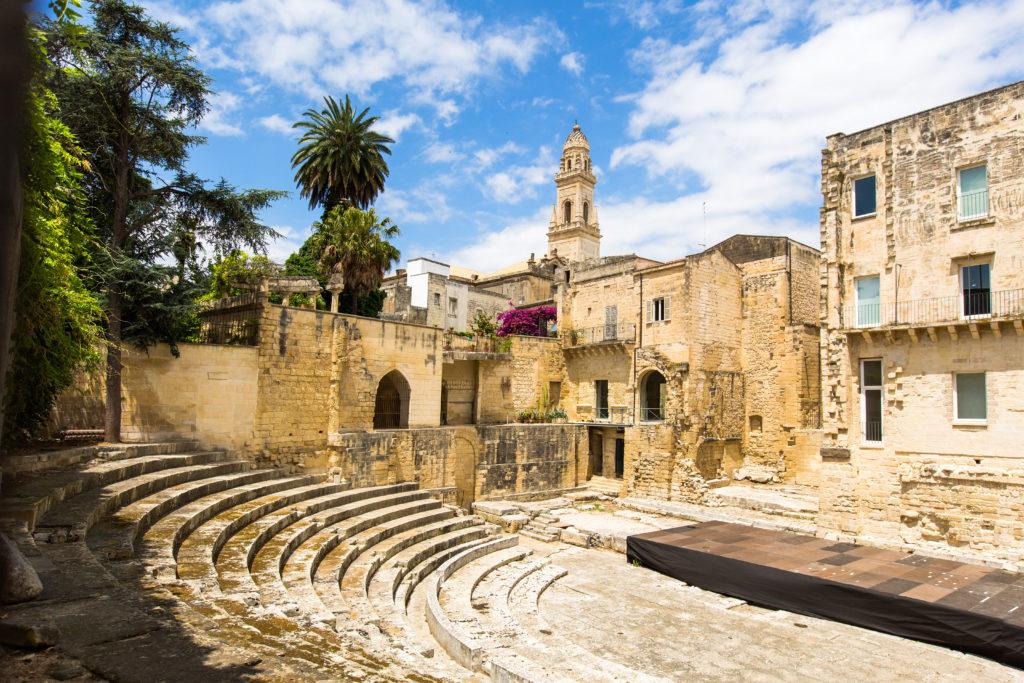 Lecce - teatro romano