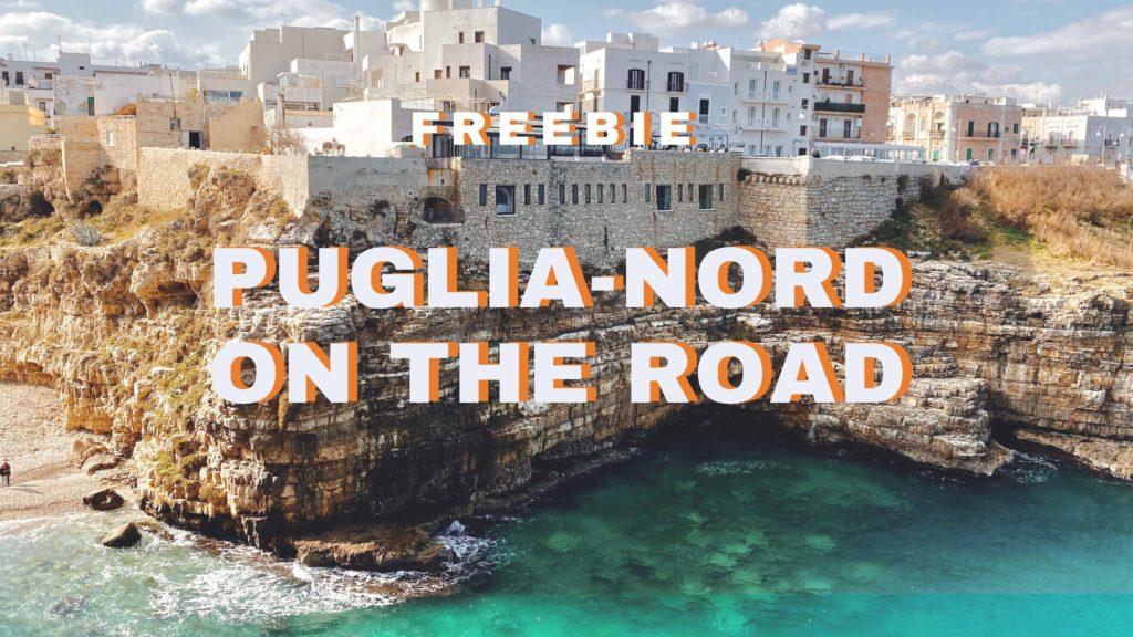 freebie puglia nord on the road