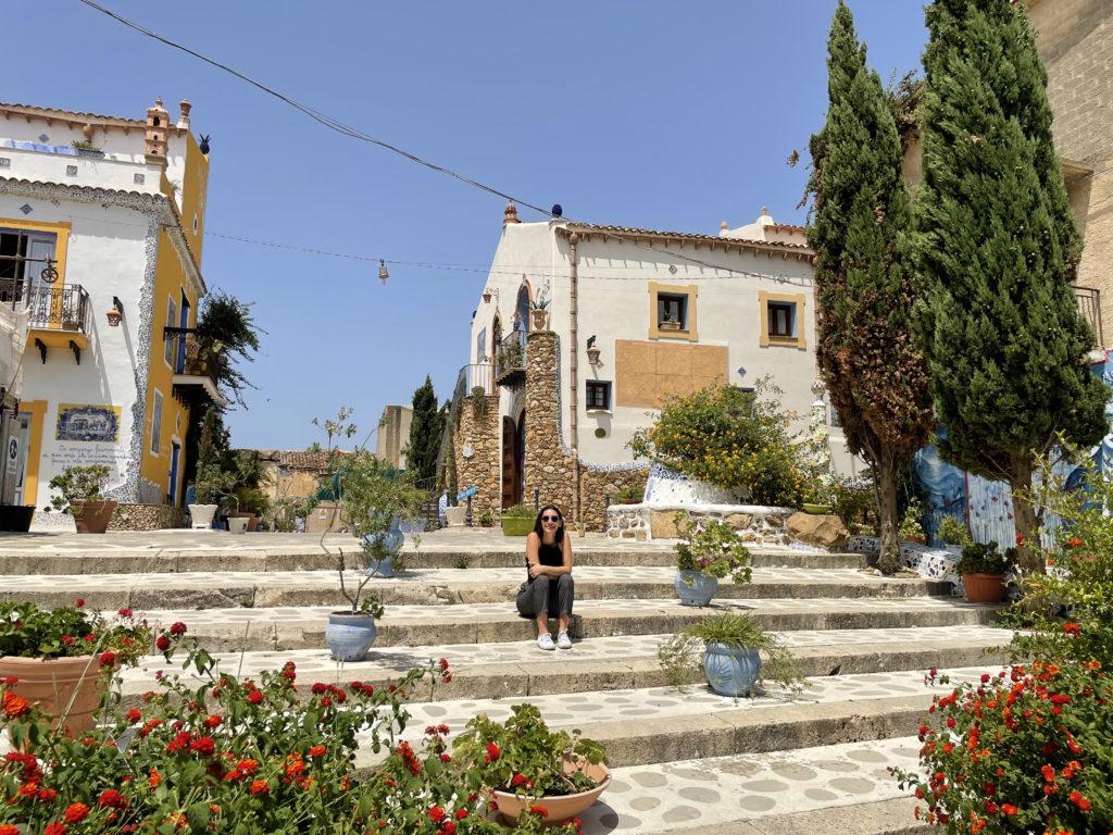 scalinate borgo parrini